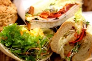 5月のサンドイッチ