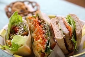 1月のサンドイッチ